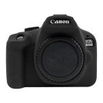 PULUZ Soft Silicone Protective Case for Canon EOS 3000D (Black)