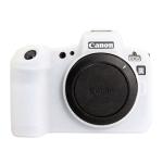 PULUZ Soft Silicone Protective Case for Canon EOS R(White)