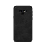 PINWUYO Shockproof Waterproof Full Coverage PC + TPU + Skin Protective Case for Galaxy Note 9 (Black)