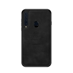 PINWUYO Shockproof Waterproof Full Coverage PC + TPU + Skin Protective Case for Galaxy A9 (2018) / A9s (Black)