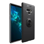Shockproof TPU Case for Galaxy Note9, with Holder (Black)