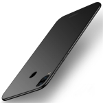 MOFI Frosted PC Ultra-thin Full Coverage Case for Galaxy M20 (Black)