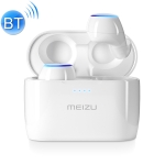 Meizu TW50 POP Wireless Bluetooth Sports Earphone with Charging Box (White)