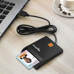 ROCKETEK SCR1 CAC ID SIM Chip Smart Card Reader