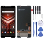 LCD Screen and Digitizer Full Assembly for Asus ROG Phone / ZS600KL (Black)
