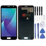 LCD Screen and Digitizer Full Assembly for Asus Zenfone V V520KL(Black)