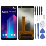 LCD Screen and Digitizer Full Assembly for HTC U11+ (Black)