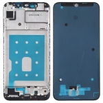 Front Housing LCD Frame Bezel Plate for Huawei Y7 (2019) (Black)