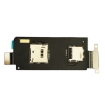 SIM Card Holder Socket Flex Cable for Asus Zenfone Zoom ZX551ML