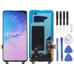 LCD Screen and Digitizer Full Assembly for Galaxy S10 (Black)