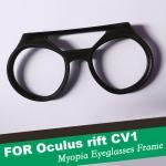 Eyeglasses frame For Oculus Rift CV1 VR Virtual Reality Headset(Eyeglasses frame)