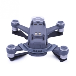 3 PCS Battery Anti-separation Buckle Prop Protection Flight Accessories Protective Guard for DJI Spark(Grey)