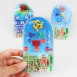 3 PCS Novelty Pocket Pinball Toy Funny Party Games Machine Mini Puzzle Plaything Gift, Random Style Delivery