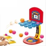 Mini Basketball Shooting Kids Toys Party Game Board Game Desktop Kit  for Children