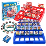 Children Logical Reasoning Game Guess Board Kid Puzzle Game Party Toy