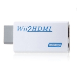 Nintendo Wii Plug and Play for Wii to HDMI 1080p Converter Adapter Wii 2 hdmi 3.5mm Audio Box Wii-link