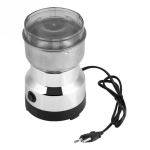 Multi-functional EU Plug Coffee Grinder Stainless Electric Herbs/Spices/Nuts/Grains/Coffee Bean Grinding(as show)