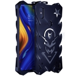 Vulcan Pattern Shockproof Protective Case for Xiaomi Mi Mix 3 (Black)