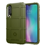 Shockproof Rugged  Shield Full Coverage Protective Silicone Case for XiaoMi 9 SE (Army Green)