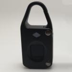 USB Charging Anti-theft Electronic Smart Fingerprint Lock, Support up to 10 Fingerprints Memory(Black)