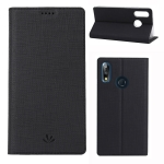 ViLi DMX Multifunctional Horizontal Flip Leather Case for Asus Zenfone Max Pro(M2)(ZB631KL), with Card Slot & Holder(Black)