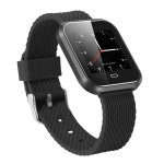 CD16 1.3 inch TFT Color Screen Smart Bracelet IP67 Waterproof, Support Call Reminder /Heart Rate Monitoring /Sleep Monitoring/ Multi-sport Mode (Black)