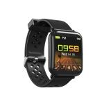 DM06 1.3  inch IPS Color Screen Smart Bracelet IP68 Waterproof, Support Call Reminder /Heart Rate Monitoring /Sleep Monitoring/ Sedentary Reminder (Black)