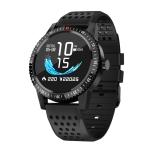 T1 1.3 inch TFT Color Screen Smart Bracelet IP67 Waterproof, Support Call Reminder/ Heart Rate Monitoring /Blood Pressure Monitoring/ Sleep Monitoring/Sedentary Reminder (Black)