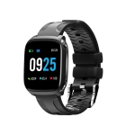 TF9 1.3 inch IPS Color Screen Smart Bracelet IP67 Waterproof, Support Call Reminder/ Heart Rate Monitoring /Blood Pressure Monitoring/ Sleep Monitoring/Sedentary Reminder (Black)