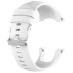 Silicone Replacement Wrist Strap for SUUNTO Trainer Wrist HR (White)