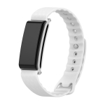 Silicone Wrist Strap for Huawei Honor A2 (White)