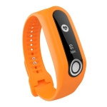 Silicone Sport Wrist Strap for TomTom Touch (Orange)