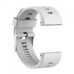 Silicone Sport Wrist Strap for POLAR V800 (White)