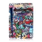 Antimagnetic RFID Multifunction Card Pack Graffiti Edition