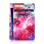 Antimagnetic RFID Multifunction Card Pack Galaxy Edition