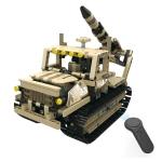 MoFun ZHIBO 13012 DIY Assembled Electric Rocket Launcher Vehicle 2.4G Four-way Remote Control Car