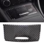 Car Carbon Fiber Ashtray Panel Decorative Sticker for Mercedes-Benz GLA