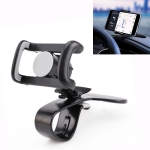 Car Multi-functional Dashboard Air Outlet Clip Phone Holder Width: 6-9cm