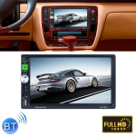 7159A HD 2 Din 7 inch Car Radio Receiver MP5 Player, Android 8.1, Support Phone Link & FM & AM & Bluetooth & WIFI