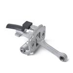 Car Central Locking Actuator Motor 6E0 837 249C for Volkswagen