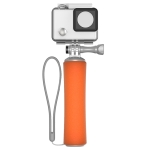 Xiaomi SEABIRD 30m IP67 Waterproof High Light Lens Waterproof Case + Foam Floating Non-slip Handle Floating Rod Camera Diving Set(Orange)