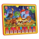 MoFun ZHIBO 2602A Animal Concert Multifunctional Dry Battery Powered Children Vocal Music Tablet