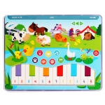 MoFun ZHIBO 2602B Farm Animals Multifunctional Dry Battery Powered Children Vocal Music Tablet
