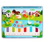 MoFun ZHIBO 2602B Farm Animals Multifunctional Dry Battery Powered Children Vocal Music Tablet