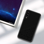 PINWUYO Full Coverage Waterproof Shockproof PC+TPU+PU Case for Huawei P30 (Black)