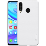 NILLKIN Frosted Concave-convex Texture PC Case for Huawei P30 Lite / Nova 4e (White)