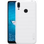 NILLKIN Frosted Concave-convex Texture PC Case for Huawei Y7 Prime (2019) / Y7 (2019) (White)