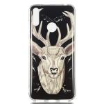 Deer Pattern Noctilucent TPU Soft Case for Huawei Y7 Pro(2019)