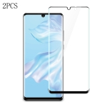 2 PCS ESR 9H Full Coverage Explosion-proof Tempered Glass Film for Huawei P30 Pro (Black)