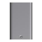 Original Xiaomi Portable Business Credit Card ID Card Case (Grey)